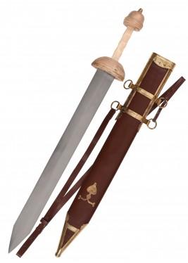 Pompéi Gladius - Gladius avec fourreau et ceinture