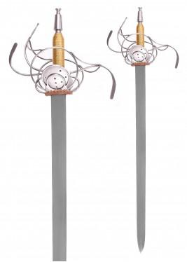 Épée Pappenheimer - Rapier, XVIIe siècle