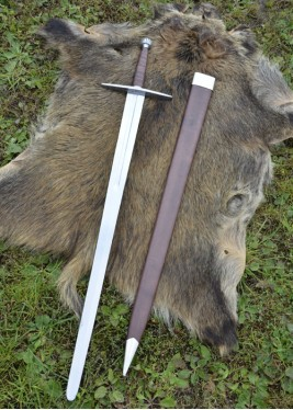 Épée médiévale - Épée avec fourreau - version régulière