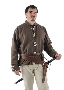Ceinture d'épée médiévale