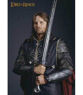 Épée Anduril - Épée Seigneur des Anneaux