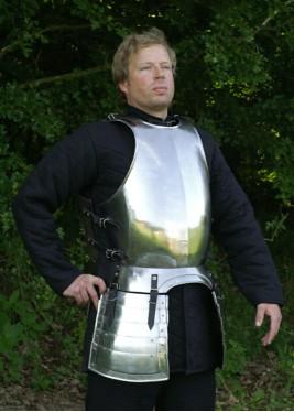 Cuirasse médiévale - Cuirasse médiévale du XVIe siècle