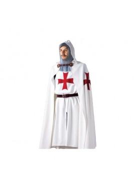 Costume des Templiers - Tunique et Manteau