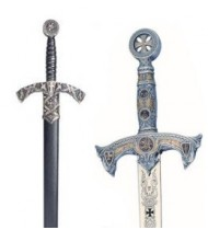 Épées templier