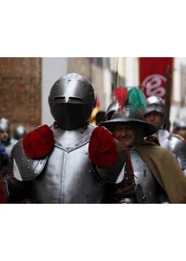 Casque Médiéval - Casque Armet 1114 it