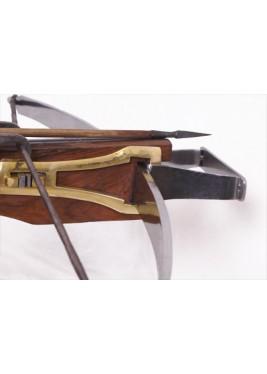 Grande arbalète avec guindeau - Arbalète Médiévale