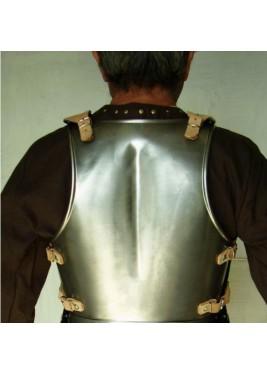 Cuirasse Medievale Arrière -  Protection dorsale