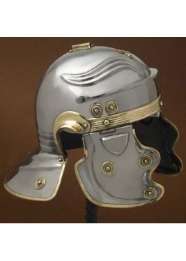 Casque Roman - Casque Impérial Gaulois H (Augsbourg) 1402