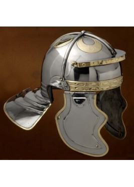 Casque Romain - Casque impériale italique - G (Hébron)