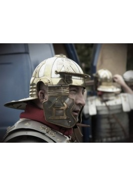 Casque Romain - Casque italique impériale D