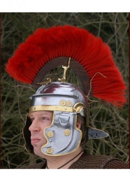 Casque de Gaulois Impérial Romain - G- Weisenau