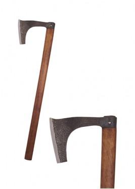 Hache Viking - Hache Barbe