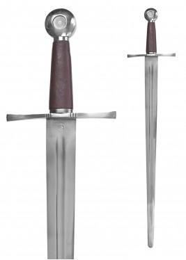 Épée Médiévale à une main - Épée Pratique émoussée, SK-B