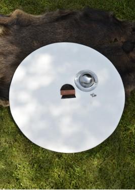 Viking Round Shield unpainted made of wood