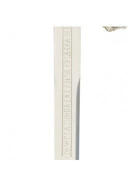Épée El Cids Tizona, couleur argent, Marto