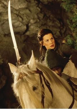 Seigneur des anneaux - Hadhafang, l'épée d'Arwen