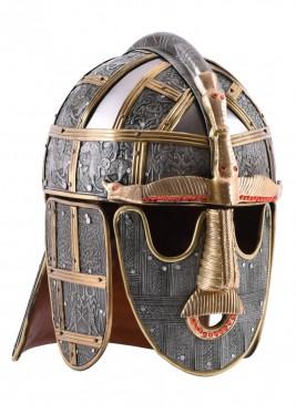 Casque anglo-saxon de Sutton Hoo