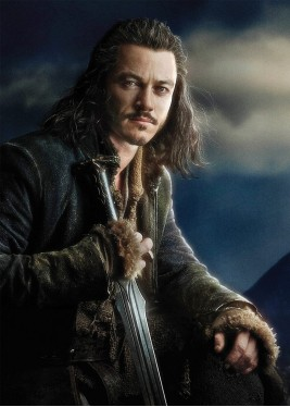 L'épée Hobbit par Bard l'archer