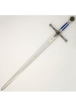 Épée maçonnique-argentée-Marto