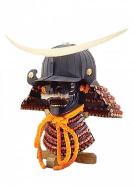 Casque Date Masamune Kabuto - Casque de Samouraï