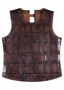 Brigantin médiéval - armure de cuir