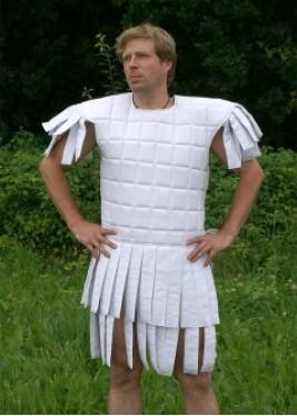 Subarmalia romaine