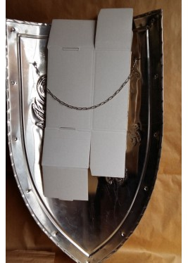 Bouclier en aluminium