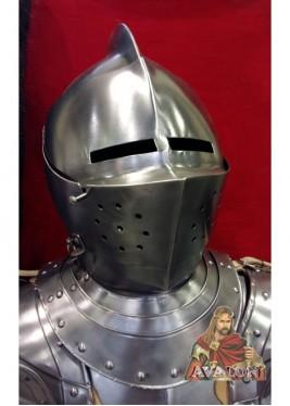 Casque de chevalier - Casque médiéval