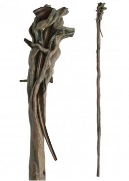 Le Hobbit - Bâton de Gandalf le Gris avec pipe