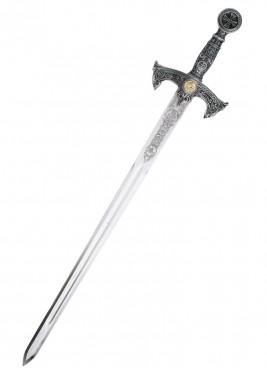 Épée  Templiers  - Épée courte templière