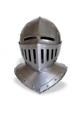 Casque Médiéval - Casque Armure Armet