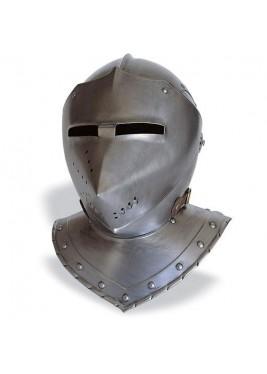Casque Armet - Casque Chevalier