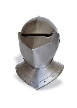 Casque d'Armure Médiéval