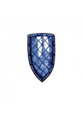Bouclier triangulaire médiévale
