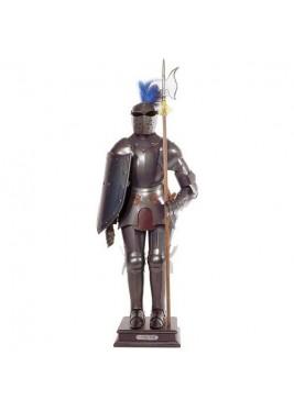 Miniature de l'Armure Médiévale