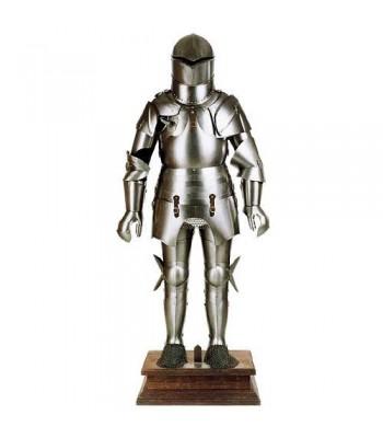 Armure de chevalier médiéval fonctionnel