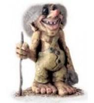 Troll Norvégien (grand)