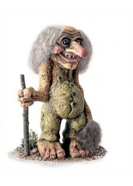 Troll Nyform 112 - Hauteur: 41 cm.