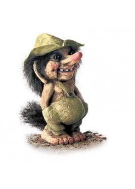 Troll Nyform  117 - Hauteur: 17 cm