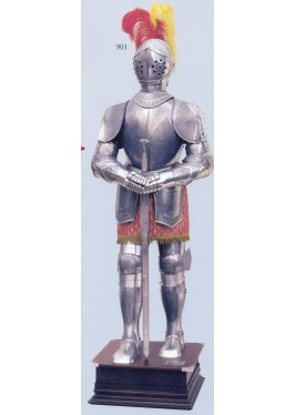 Armure Charles V avec gravure à l'acide - Marto