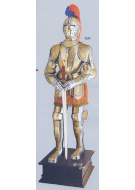Armure Espagnole du XVI siècle