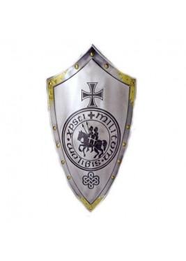 Bouclier Templier - Bouclier Médiéval