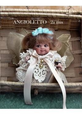 Ange, Poupée de Collection - Hauteur 12 cm