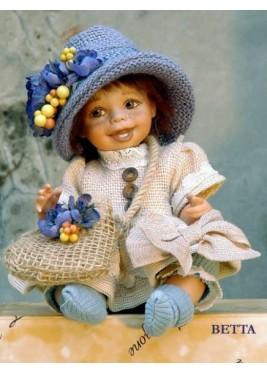 Poupée Porcelaine - Betta