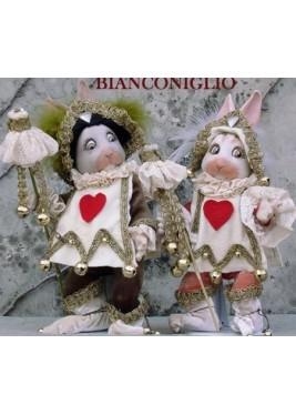 Poupées Elfes Bianconiglio - Poupées Collection