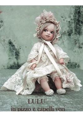 Poupée de Collection Lulu  - Hauteur 24 cm