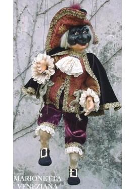 Poupée Masque Vénitien, Marionnette