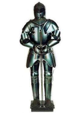 Armure Médiévale Italienne brunie