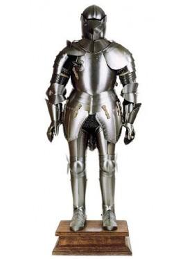 Armure du Chevalier Médiéval