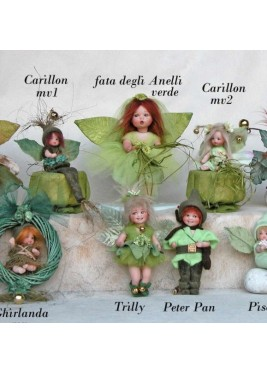 Faveur Peter Pan, Trilly Poupée Collection